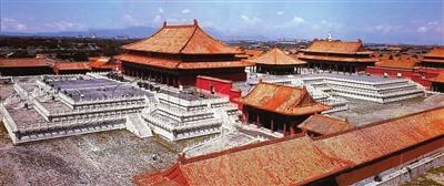 """""""唐代骆宾王寥寥几句诗,就把世人对帝王宫殿的尊崇与好奇表现出来了.图片"""