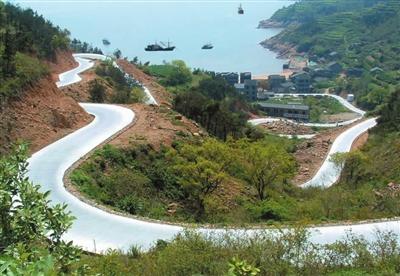 浙江玉环海岛风景图片