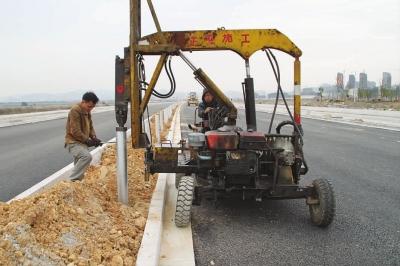 公路工程施工开始的测量具体步骤?