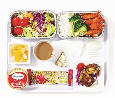 你有没有想过为什么飞机餐